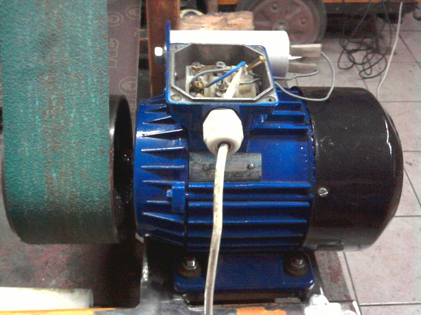 Silnik 1,5 kW 2800 obr/min jaki kondensator ??