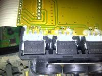 Wabco - Wabco TEBS-E czujnik ciśnienia.