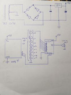 Układ scalony CD4097 jako przełącznik sygnałów audio