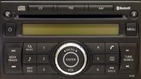 Nissan/Clarion CY13c - przeróbka kanału audio na AUX