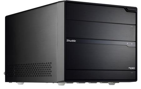 Minikomputer Shuttle XPC SZ68R5 Barebone dla procesor�w Intel Core 2-giej gen.
