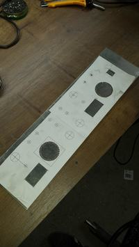 Zasilacz podwójny/symetryczny na podst. układu z Electronics Lab