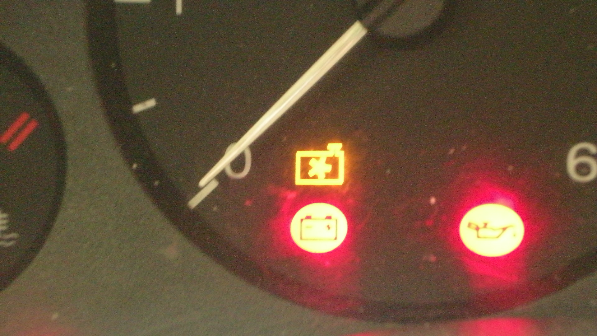Płynu chłodniczego kontrolka czerwona Audi A2