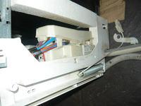 SN25M880EU/02 - Zmywarka Siemens błąd E09