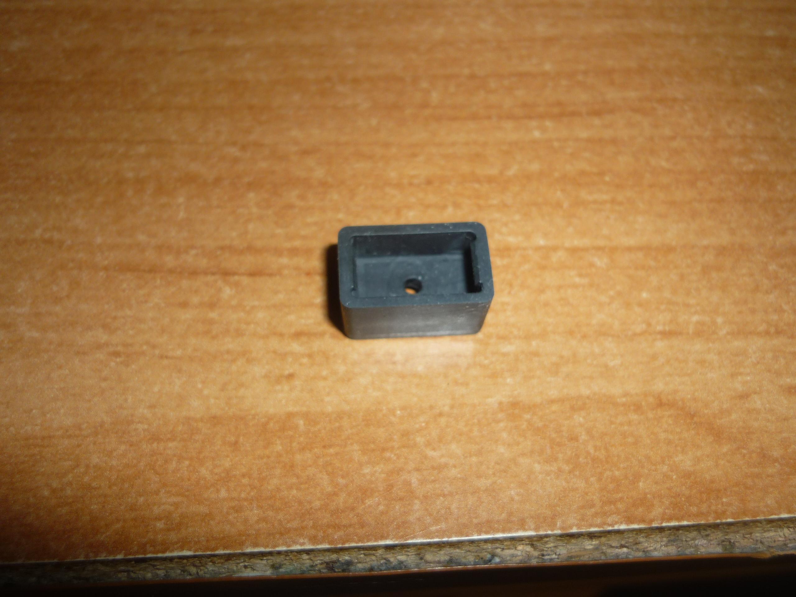 HP PSC 1510 ci�g�y wydruk strony startowej i czarny element