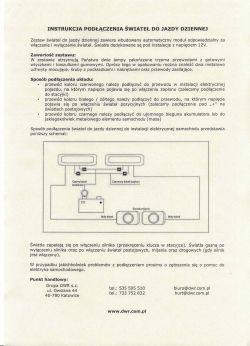 Audi A4 1999 - Nie gasną światla dzienne i jest błąd