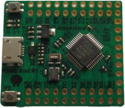Polos GD32V Alef - mała płytka prototypowa z GDV32V za 3 dolary