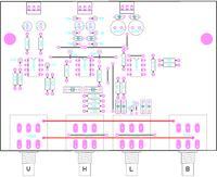 Budowa wzmacniacz dobrej jakości przy napięciu zasilania 2x44V DC