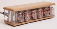 Zegar lampowy Nixie electroNIXclock pod lampy IN12