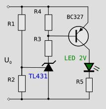 Szukam schematu wskaźnika naładowania Li-Ion