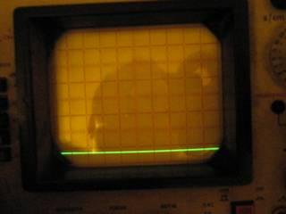 Oscyloskop DT5200 - brak obrazu