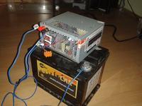 Modyfikacja Zasilacz ATX Modecom Feel 400W SG6105DZ regulowane napięcie.