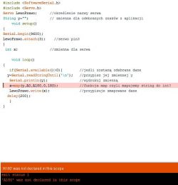 Początek z Arduino uno. Pierwsze programy