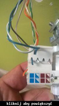 OSPEL LAN socket - RJ45 plug