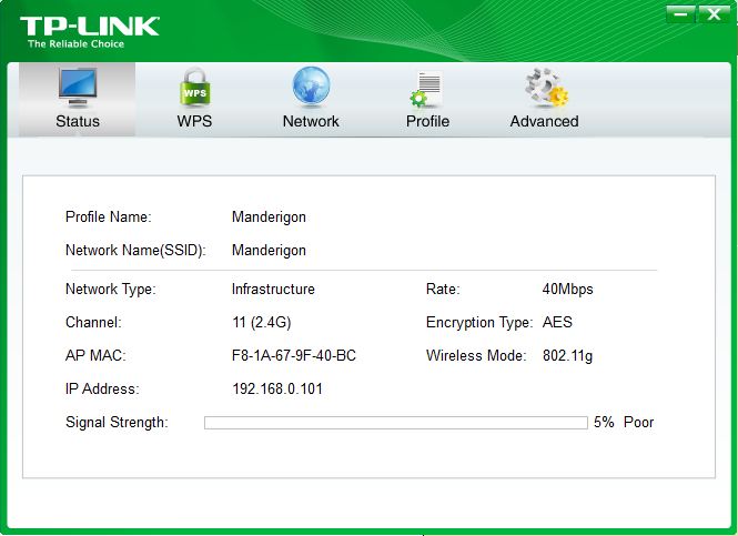 TL-WN727N - Jak poprawi� zasi�g sieci Wifi?