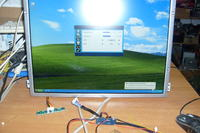 Matryca LCD z laptopa jako niezalezny monitor