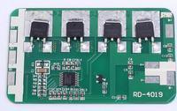 Ładowanie 4 akumulatorków szeregowo oraz PCM