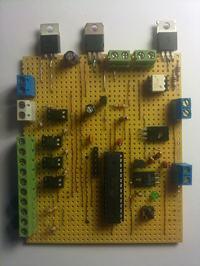 Sterownik o�wietlenia LED oraz halogenowego w pomieszczeniu by Narasta