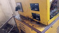 Sterownik zgrzewarki dwu tyrystorowej z regulacją czasu i prądu