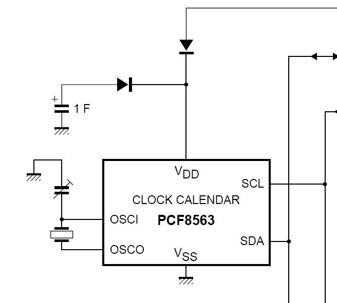 Problem z kwarcem zegarkowym 32.768 kHz