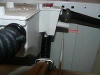 Pralka Whirlpool AWM 6007 problem z bębnem