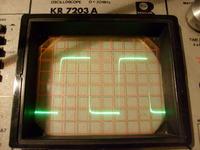 Zestaw: zasilacz, generator funkcji, miernik częstotliwości