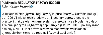 Ładowarka akumulatorów 24V 50A - U2010B do regulacji prądu?