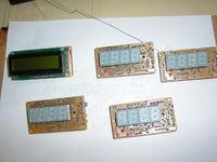 Pomiar prądu/ zasilacz symetryczny +/- 15V/ 3A...