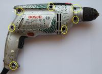 Wkrętarka Bosch EXPO 2000