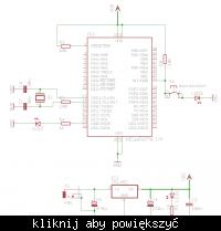 PIC 16F877A przerwanie zewnętrzne int - problem z obsługą
