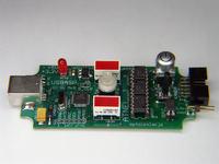 USBASP-OPTO-MONSTER - kolejna wersja z EXTRAsami