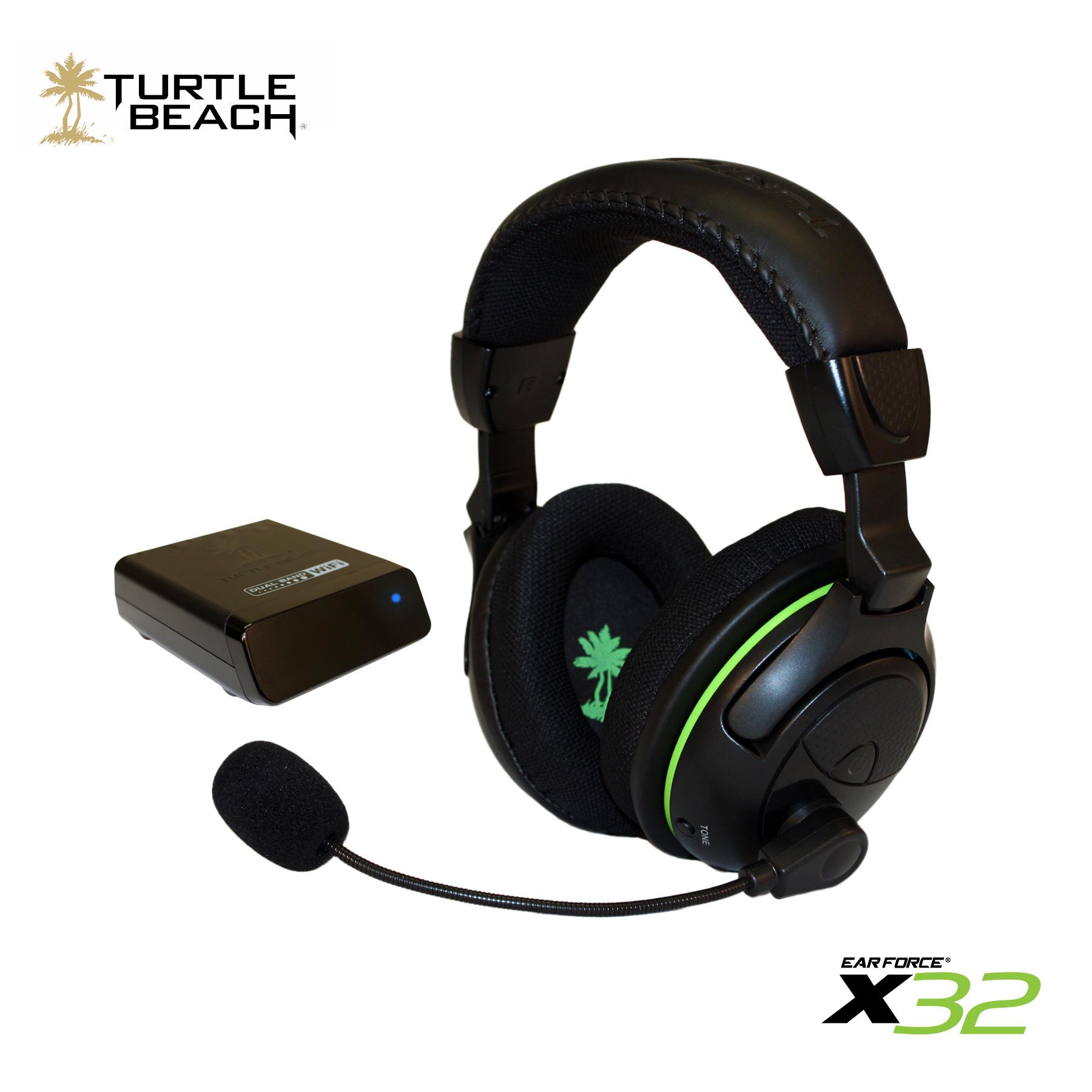 Turtle Beach Ear Force X32, X42, DSS2, Z11 - nowe zestawy s�uchawkowe dla graczy