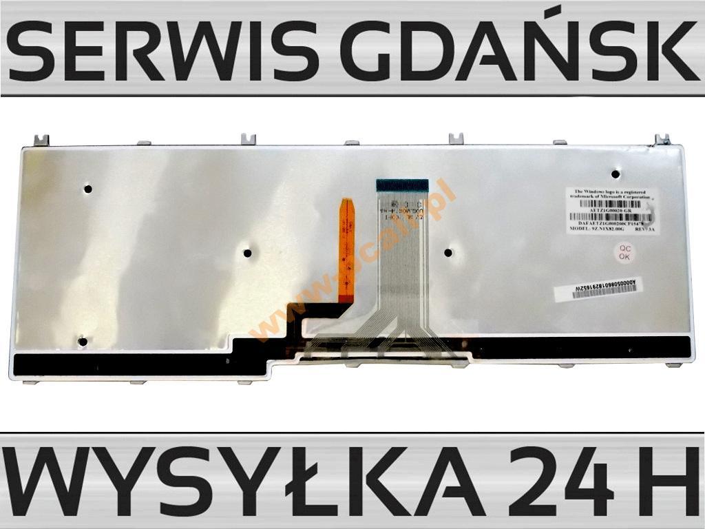 Toshiba Satellite L755 - Zrobienie podświetlana Klawiatury