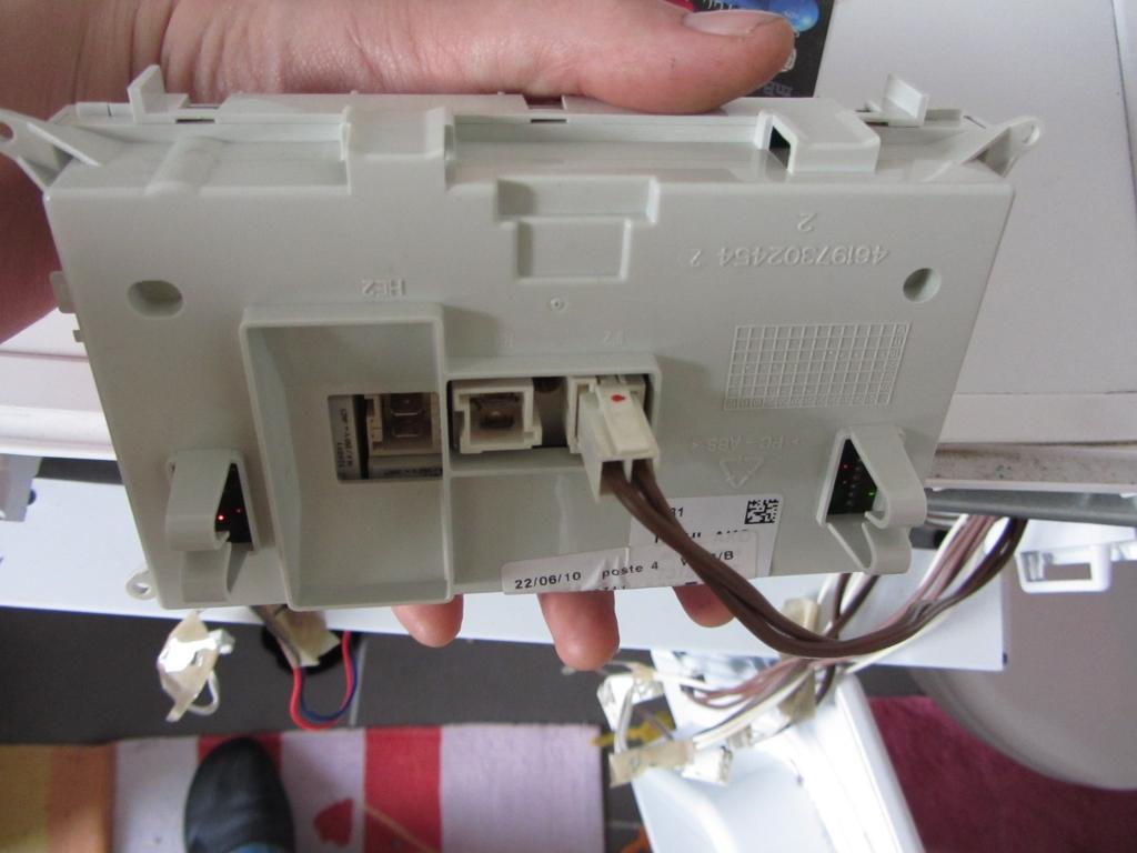 Pralka/Suszarka Whirlpool Programator (r�ne modele) LNK304PN