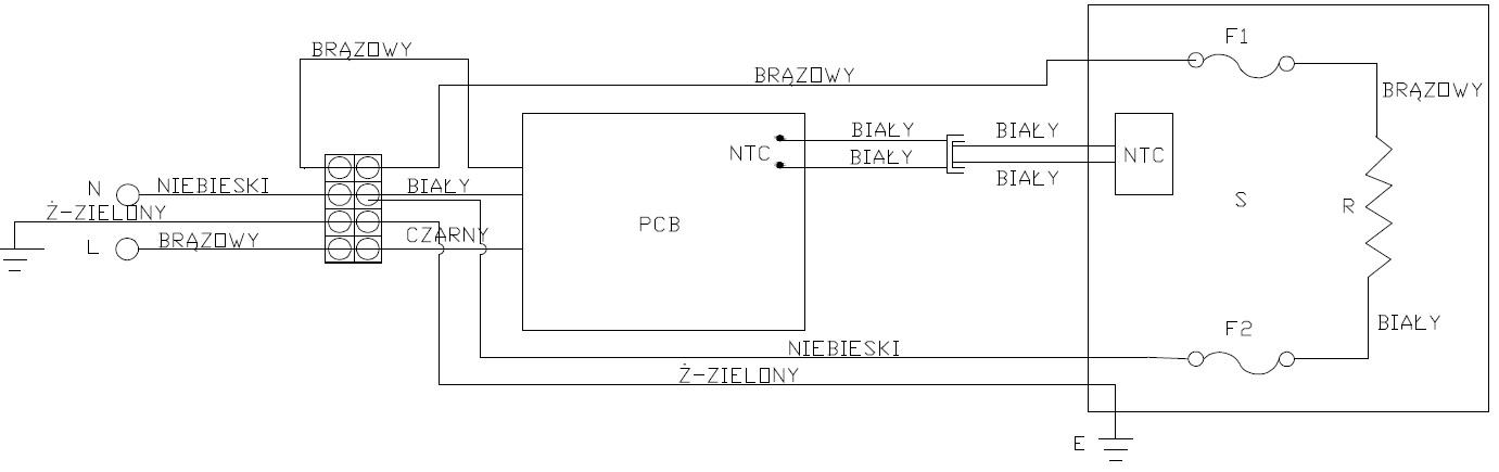 �elazko Zelmer 28Z024 - Uszkodzony termistor