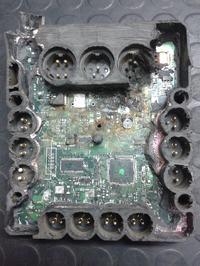 Haldex EB+ - Uszkodzenie górnej części