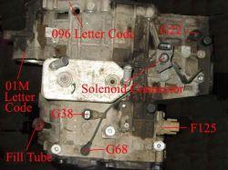 Octavia o1 2001r 1.9 TDI - Skrzynia AG4 brak 3 i 4 biegu, bład 00281i 00652