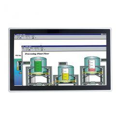 """Axiomtek GOT315WL-845 - przemysłowy komputer panelowy z 19"""" ekranem dotykow"""