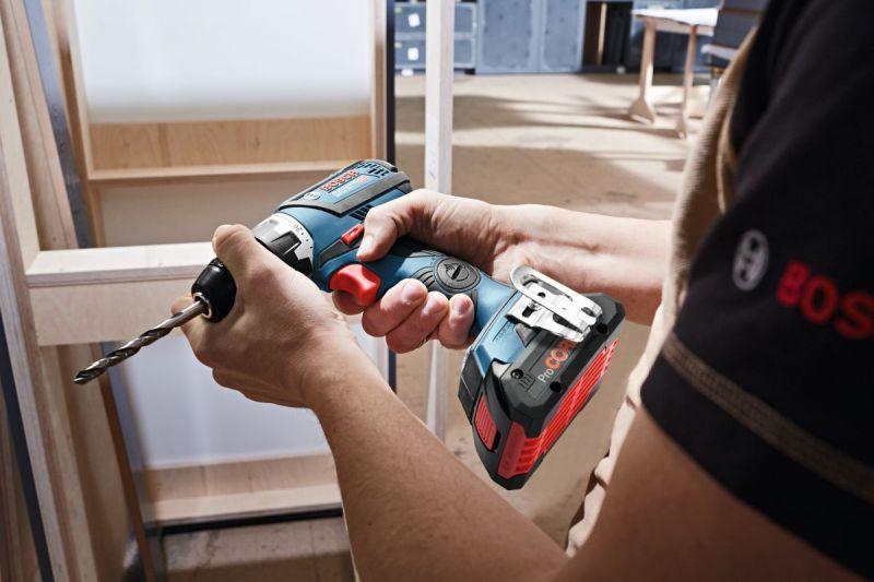 Wiertarko-wkrętarka FlexiClick Bosch z nowymi możliwościami