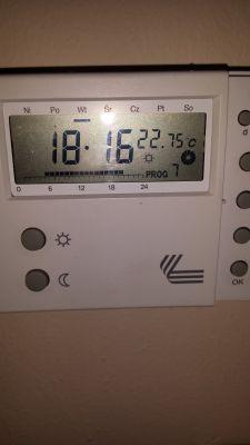 Przeróbka klimatyzacji na pompę ciepła - jednostka wewnętrzna
