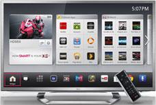 Dwie nowe serie telewizor�w z obs�ug� Google TV firmy LG