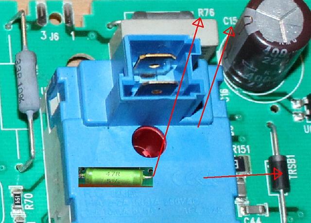 Electrolux EDH 97980W - Nie włącza się.
