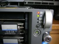 SERWER HP proliant DL380 G3 - piszczy przy uruchomieniu