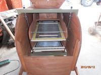 maszyna do oddzielenia śruty od mąki