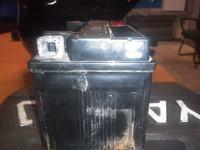 Yamaha XV125 - akumulator żelowy odwrotnie naładowany