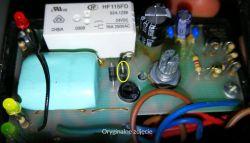 Sterownik pompy CO - SCL-109R ograniczone działanie