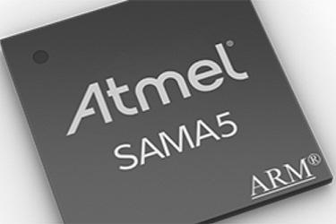Nowa seria mikroprocesor�w firmy Atmel SAMA5D4