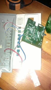kocom, IP301PA, potrzebuj� opisu kabli kt�re by�y pod��czone, chc� go wymieni�.