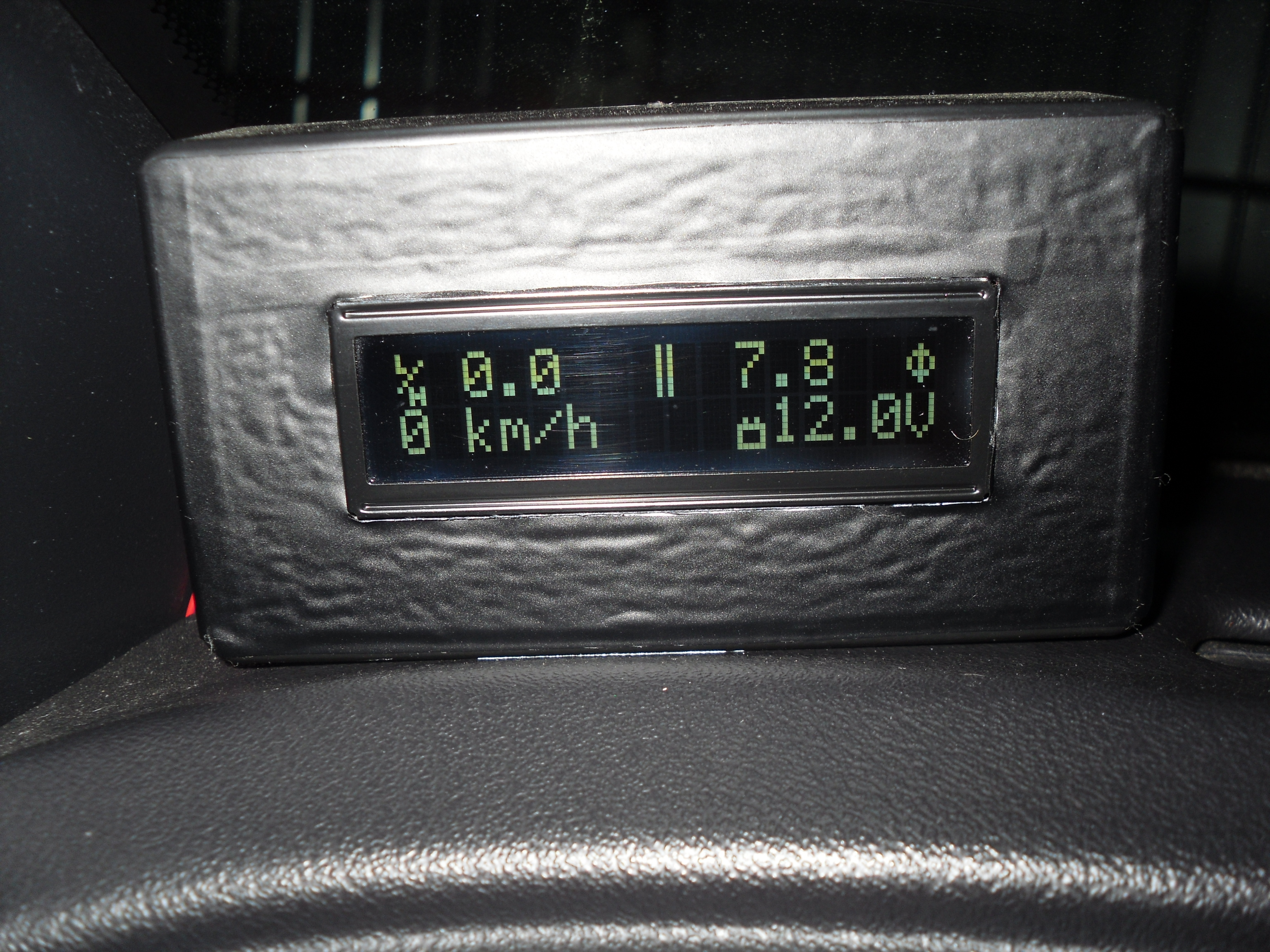 Komputer spalania do samochodu