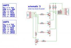 Programator optoizolacyjny inne RS232 UART AVR soft linux